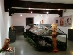 """Parte della """" una mostra in due alla Casa del Conte Verde di Rivoli"""""""