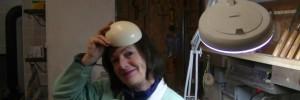 con l'uovo in testa….