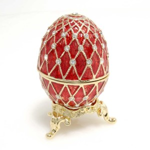 uovo gioiello Carl Fabergè
