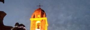 Tellaro campanile illum