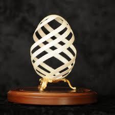 uovo arte contemporanea di Brian Baity